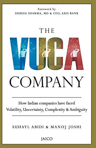 9788184956627: THE VUCA COMPANY