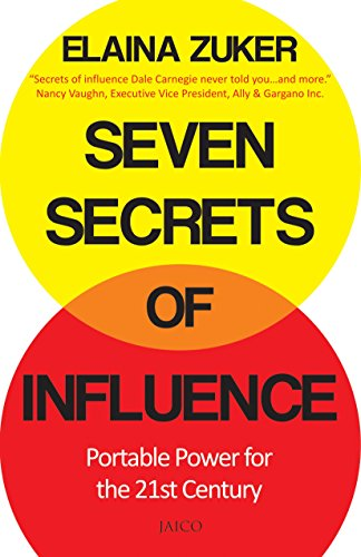 9788184957181: SEVEN SECRETS OF INFLUENCE