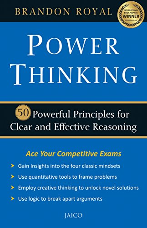 9788184957297: Power Thinking