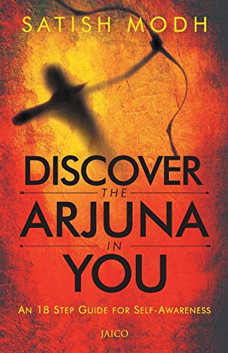 9788184957358: DISCOVER THE ARJUNA IN YOU