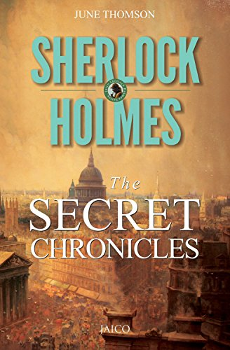 9788184957365: SHERLOCK HOLMES:THE SECRET CHRONICLES
