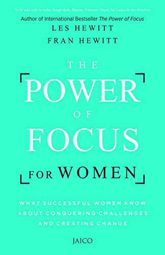 9788184957648: The Power of Focus for Women