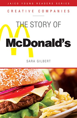 9788184957716: THE STORY OF MCDONALDS