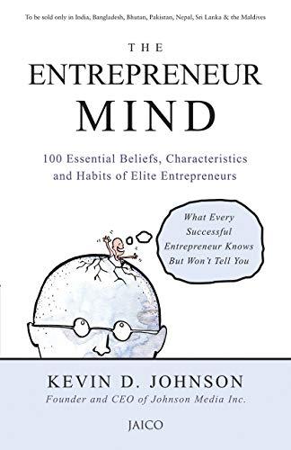 9788184957846: The Entrepreneur Mind