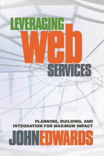 9788184975376: Leveraging Web Services