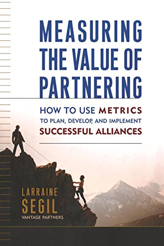 9788184975390: Measuring the Value of Partnering