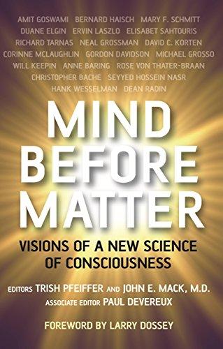 9788184975567: Mind Before Matter