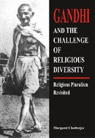 9788185002460: Gandhi and the Challenge of Religious Diversity: Religious Pluralism Revisited
