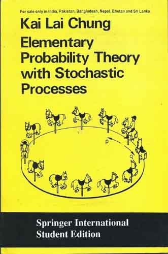 Elementary Probability Theory with Stochastic Processes, Third Edition: Kai Lai Chung