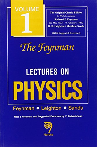 The Feynman Lectures on Physics, Vol. I: Mainly Mechanics, Radiation, and Heat