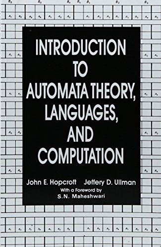 9788185015965: Introduction to Automata Theory, Langugages, and Computation
