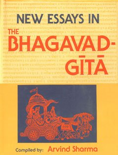 9788185016214: New Essays in the Bhagavadgita: Philosophica, Methodological and Cultural Approaches