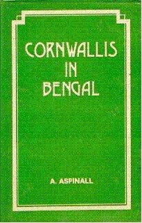 9788185024295: Cornwallis in Bengal