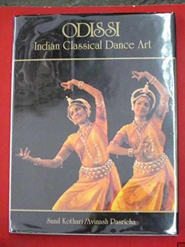 9788185026138: Odissi: Indian Classical Dance Art