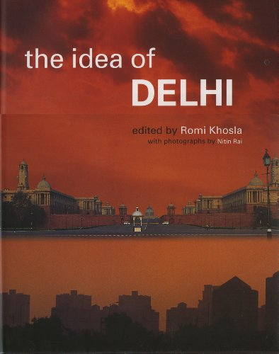9788185026695: The Idea of Delhi