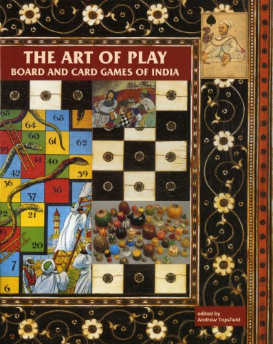 The Art of Play: Board and Card: Andrew Topsfield