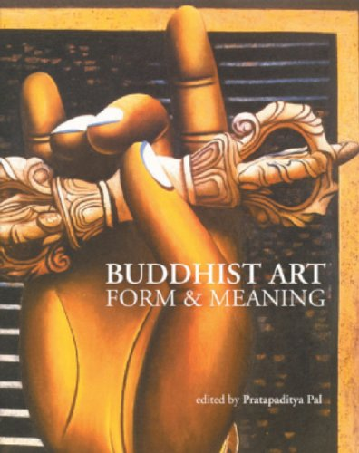 9788185026787: Buddhist Art: Form & Meaning