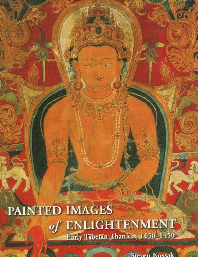 9788185026954: Painted Images of Enlightenment: Early Tibetan Thankas, 1050-1450