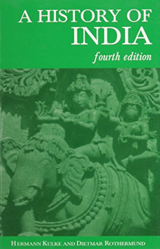 9788185054230: A History of India