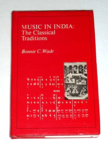 9788185054254: Music in India; The Classical Traditions
