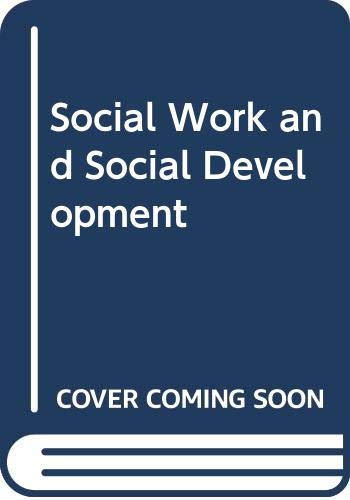 Social Work and Social Development: R. K. Nayak