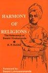 Harmony of Religions: Aleaz K.P.