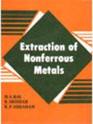 9788185095639: Extraction of Nonferrous Metals
