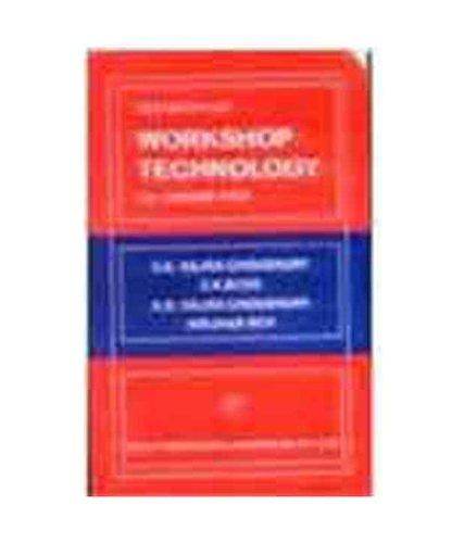 9788185099156: Elements of Workshop Technology(Volume - 2)