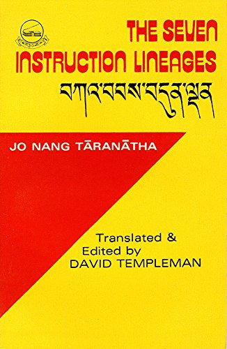 9788185102221: The Seven Instruction Lineages