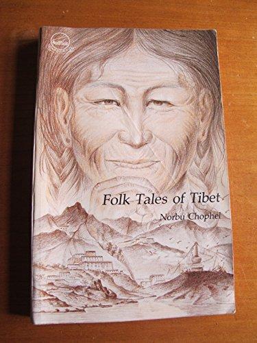 9788185102269: Folk Tales of Tibet