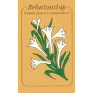 Relationship: Extracts from a Correspondence: Sahgal, Nayantara and Rai, E. N Mangat