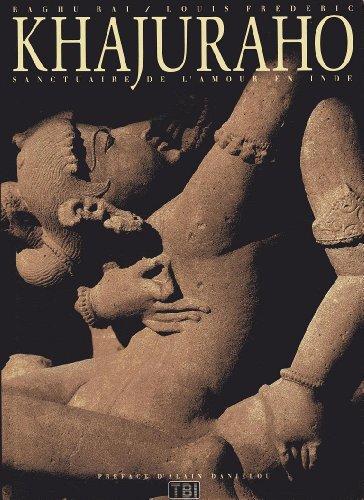 9788185113302: Khajuraho: Sanctuaire De L'amour En Inde