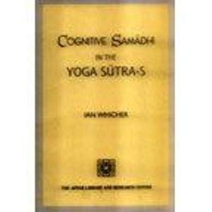 9788185141244: Cognitive Samādhi in the Yoga-sūtra-s (Adyar Library pamphlet series)