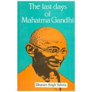 9788185151489: Last Days of Mahatma Gandhi