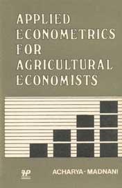 9788185167107: Applied Econometrics for Agricultural Economists