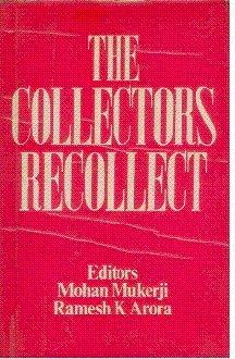 Collectors Recollect: Arora R.K.