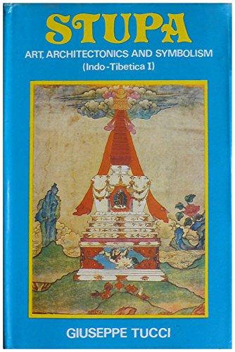 Stupa; Art, Architectonics and Symbolism: Giuseppe Tucci