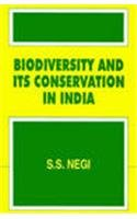 9788185182889: Biodiversity and Its Conservation in India