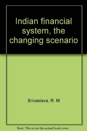Indian Financial System: Shrivastava R.M.