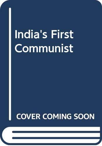 India's First Communist: Roy, Samaren