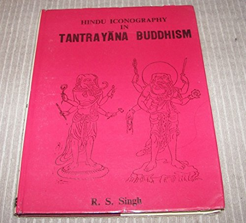 9788185205601: Hindu iconography in Tantrāyana Buddhism (Heritage of ancient India)