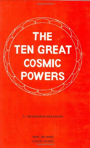 9788185208381: The Ten Great Cosmic Powers - Dasa Mahavidyas