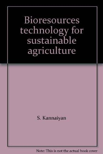 Bioresources Technology for Sustainable Agriculture