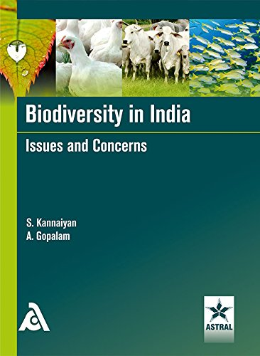 Biodiversity in India : Issues and Concerns: S Kannaiyan and