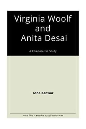 9788185218076: Virginia Woolf and Anita Desai; A Comparative Study