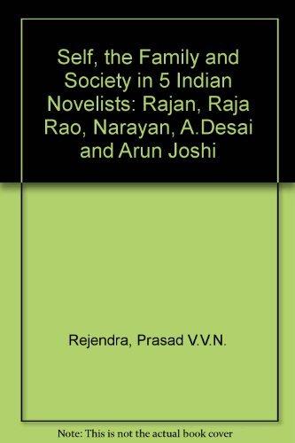 Five Indian Novelists: Prasad,V.V.N. Rajendra/Rajan,B./Rao,Raja/Narayan,R.K.