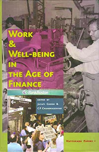 Work & Well-Being in the Age of