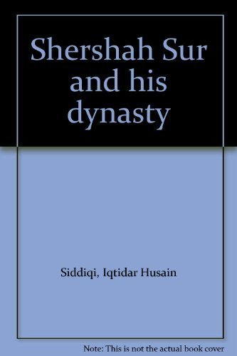 9788185263977: Shershah Sur and his dynasty