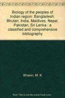 Biology of the Peoples of Indian Region.: Bhasin, M. K.