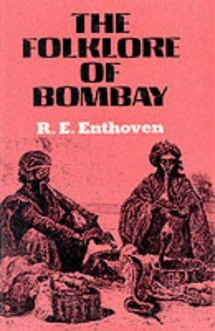 9788185326306: Folklore of Bombay